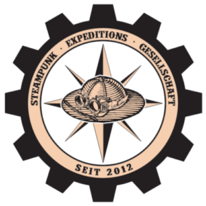 Logo der Steampunk Expeditions Gesellschaft